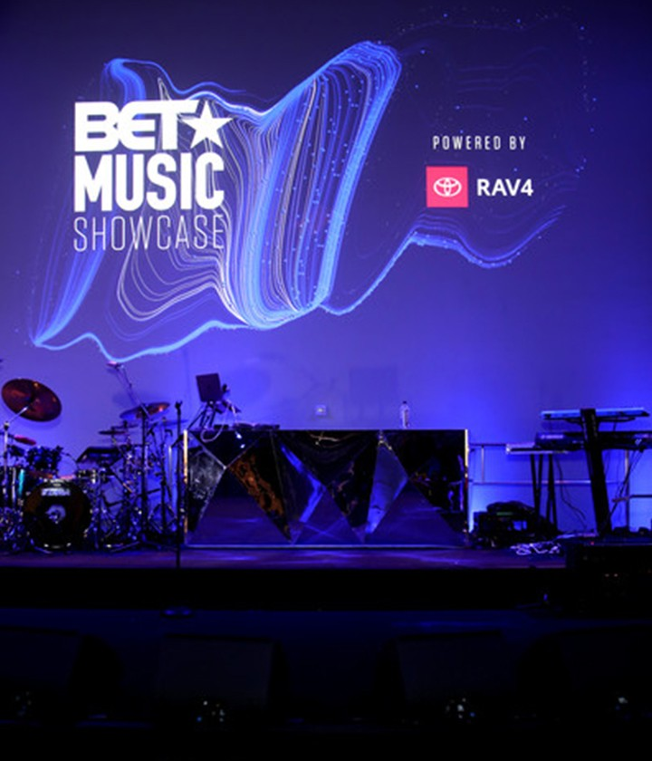 BET Music Showcase Grammy Awards